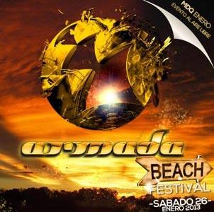 Armada Beach – Argentina (2013)