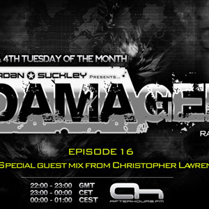Jordan Suckley – Damaged Radio #016