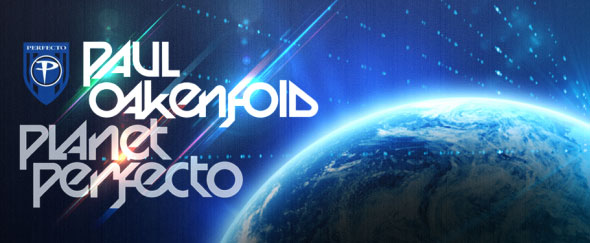 Guest Mix on Paul Oakenfold's Planet Perfecto #257
