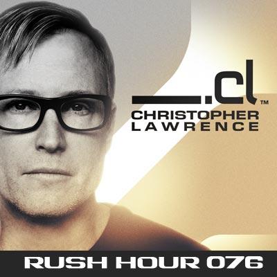 Rush Hour 076 w/ guest Lamat & F.F.T
