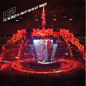 U2 – I'll Go Crazy if I Don't Go Crazy Tonight (Christopher Lawrence Bootleg Mix)