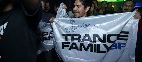 Open-to-close live set from Trancefamily SF 6 Year Anniversary