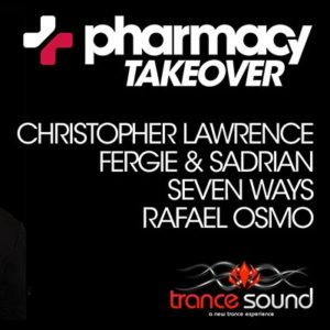Pharmacy Takeover of Trancesound on AH.FM