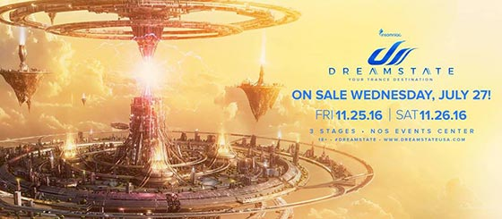 Christopher Lawrence joins Dreamstate SoCal lineup