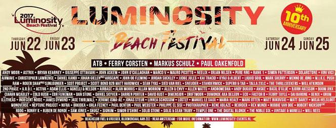 Luminosity Beach Festival – Netherlands