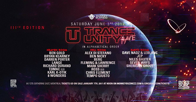 Fleming & Lawrence – Trance Unity, Montreal