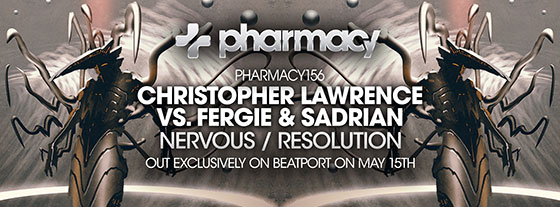 New single Nervous / Resolution cracks Beatport Top 5