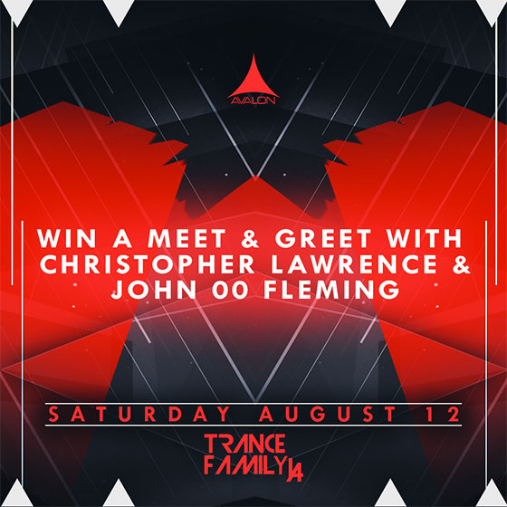 Trancefamily LA: Win a Meet & Greet with Fleming & Lawrence Five Year Anniversary at Avalon Hollywood