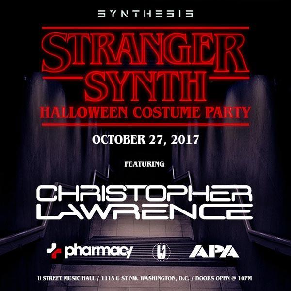 Stranger Synth – Washington DC