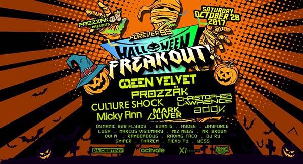 Halloween Freakout – Toronto, Canada