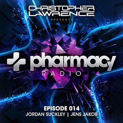Pharmacy Radio #014 w/ guests Jordan Suckley & Jens Jakob
