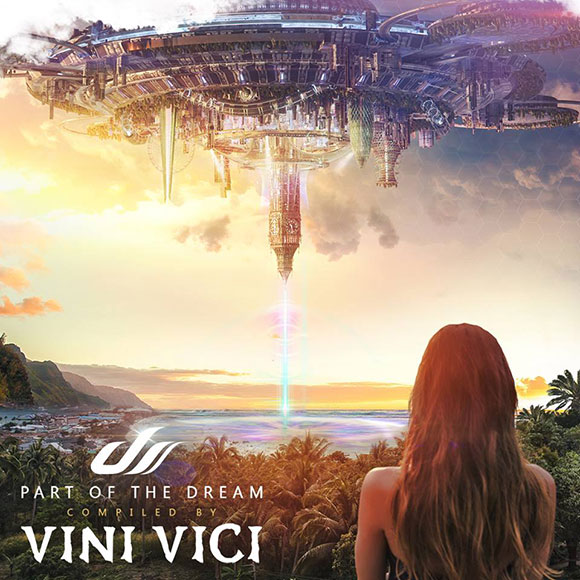 Vini Vici – Dreamstate compilation feat. Christopher Lawrence & Orpheus hits # on Beatport