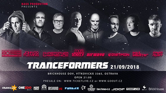 Tranceformers – Ultimate Edition