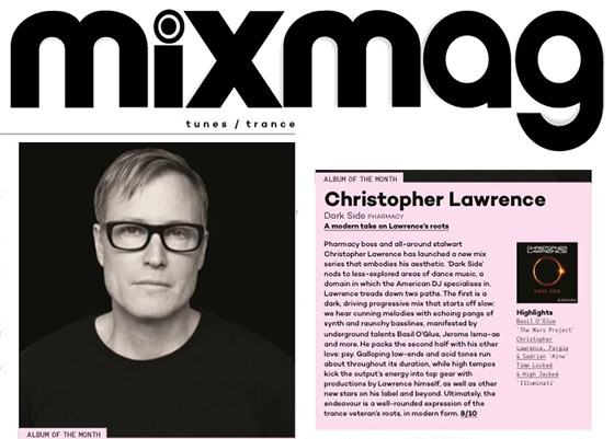 Dark Side is Mixmag's Album Of The Month