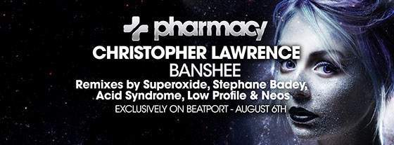 Banshee Remix Series, Vol 2 out on August 6th